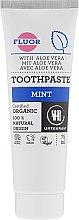 """Parfüm, Parfüméria, kozmetikum Fogkrém """"Menta"""" - Urtekram Mint Toothpaste"""