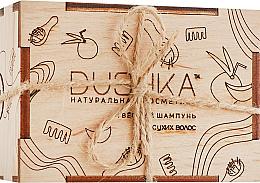 Parfüm, Parfüméria, kozmetikum Szilárd sampon száraz hajra - Dushka