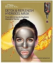 Parfüm, Parfüméria, kozmetikum Hidrogél arcmaszk - 7th Heaven Renew You Detox Replenish Hydrogel Mask