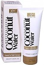 Parfüm, Parfüméria, kozmetikum Kéz- és körömápoló krém - Xpel Marketing Ltd Coconut Water Hand & Nail Cream