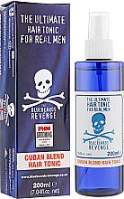 Parfüm, Parfüméria, kozmetikum Hajformázó tonik - The Bluebeards Revenge Cuban Blend Hair Tonic