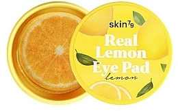 "Parfüm, Parfüméria, kozmetikum Arc- és szemtapasz ""Citrom"" - Skin79 Brightening Real Lemon Eye Pad"