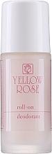 Parfüm, Parfüméria, kozmetikum Golyós dezodor nőknek - Yellow Rose Deodorant Pink Roll-On