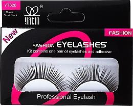 Parfüm, Parfüméria, kozmetikum Mászempilla - Deni Carte Fake Eyelashes Natural Look C4