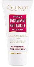 Parfüm, Parfüméria, kozmetikum Aktiváló maszk a ragyogás helyreállításához - Guinot Dynamisant Anti-Fatigue Face Mask