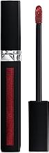 Parfüm, Parfüméria, kozmetikum Folyékony ajakrúzs - Dior Rouge Dior Liquid Stain
