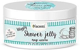 """Parfüm, Parfüméria, kozmetikum Tusoló gél """"Mango macaroni"""" - Nacomi Shower Jelly Mango Macarons"""