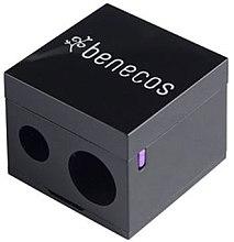 Parfüm, Parfüméria, kozmetikum Dupla hegyező - Benecos Cosmetic Pencil Sharpener