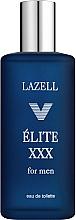 Parfüm, Parfüméria, kozmetikum Lazell Elite XXX For Men - Eau De Toilette
