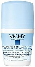 Parfüm, Parfüméria, kozmetikum Mineral aluminiumsó-mentes golyós dezodor - Vichy Deodorant Mineral Roll On