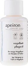 Parfüm, Parfüméria, kozmetikum Kéz- és körömápoló olaj - Apeiron Nail Bed Oil
