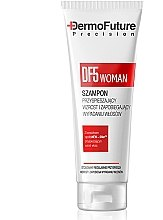 Hajnövesztő sampon - DermoFuture Hair Growth Shampoo — fotó N2