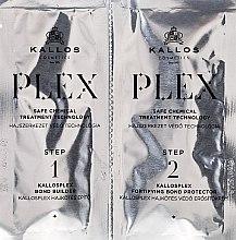 Parfüm, Parfüméria, kozmetikum Kallosplex hajszerkezet védő technologia - Kallos Cosmetics PLEX Safe Chemical Treatment Technology