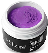 Parfüm, Parfüméria, kozmetikum Gél-lakk - Silcare The Garden of Colour Hybrid Gel 4D