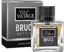 Parfüm, Parfüméria, kozmetikum Via Vatage Bruce Bottled - Eau De Toilette