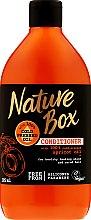 Parfüm, Parfüméria, kozmetikum Hajkondícionáló barackmagolajjal - Nature Box Apricot Oil Conditioner