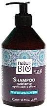 Parfüm, Parfüméria, kozmetikum Sampon - Renee Blanche Natur Green Bio Nutriente Shampoo