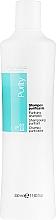 Parfüm, Parfüméria, kozmetikum Korpásodás elleni sampon - Fanola Purity Anti-Dandruff Shampoo
