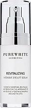 Parfüm, Parfüméria, kozmetikum Lifting szérum szemre - Pure White Cosmetics Revitalizing Intensive Eye Lift Serum