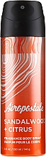 Parfüm, Parfüméria, kozmetikum Illatosított spray - Aeropostale Sandalwood + Citrus Fragrance Body Spray