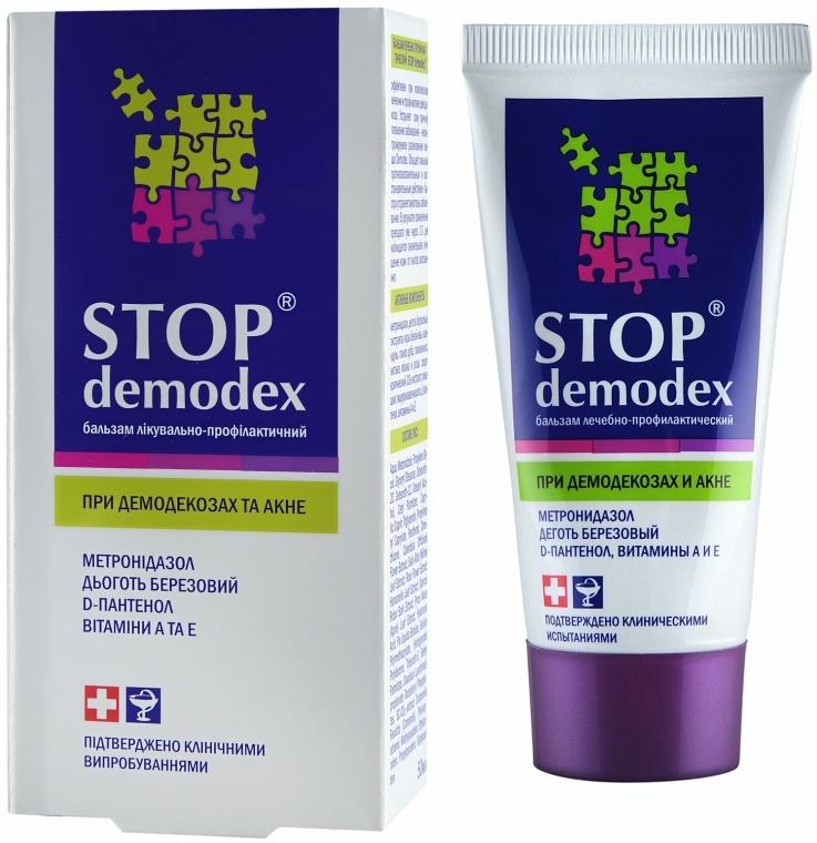 Stop Demodex balzsam - FitoBioTechnológia Stop Demodex