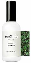 Parfüm, Parfüméria, kozmetikum Hárs hidrolát - Creamy Skin Care Linden Hydrolat