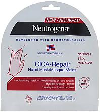 Parfüm, Parfüméria, kozmetikum Koncentrált regeneráló kézmaszk - Neutrogena Cica-Repair