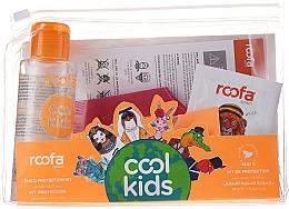 Parfüm, Parfüméria, kozmetikum Szett - Roofa Cool Kids (shm-gel/3g + mask + h/gel/100ml)