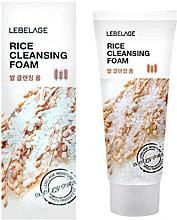 Parfüm, Parfüméria, kozmetikum Rizshab - Lebelage Rice Cleansing Foam