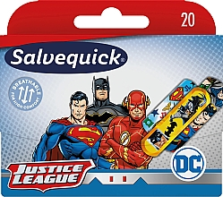 Parfüm, Parfüméria, kozmetikum Tapasz gyermekeknek - Salvequick Justice League