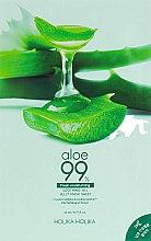 Parfüm, Parfüméria, kozmetikum Hidrogél maszk - Holika Holika Aloe 99% Soothing Gel Jelly Mask Sheet