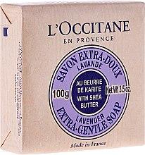 Parfüm, Parfüméria, kozmetikum Shea vajas szappan Levendula - L'occitane Shea Butter Extra Gentle Soap-Lavender