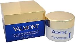Parfüm, Parfüméria, kozmetikum helyreállító sejtkrém-radír testre - Valmont Cellular Refining Scrub