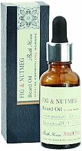 Parfüm, Parfüméria, kozmetikum Bath House Spanish Fig and Nutmeg - Borotválkozó olaj