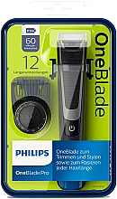 Parfüm, Parfüméria, kozmetikum Trimmer-stayler-borotva - Philips OneBlade Pro QP6510/20