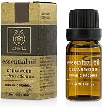"""Parfüm, Parfüméria, kozmetikum Illóolaj """"Cédrus"""" - Apivita Aromatherapy Organic Cedar Oil"""