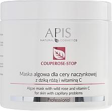Parfüm, Parfüméria, kozmetikum Arcmaszk csipkebogyó kivonattal - APIS Professional Algae Mask