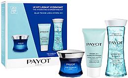 Parfüm, Parfüméria, kozmetikum Készlet - Payot The Hydrating & Smoothing Kit (f/cream/50ml + essen/125ml + mask/15ml)