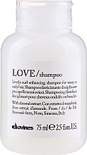 Parfüm, Parfüméria, kozmetikum Sampon a göndör haj megerősítéséért - Davines Love Curl Enhancing Shampoo