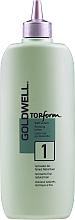 Parfüm, Parfüméria, kozmetikum Dauer normál és vékonyszálú hajra - Goldwell Topform 1