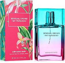 Parfüm, Parfüméria, kozmetikum Armand Basi Sensual Orchid My Paradise - Eau De Toilette