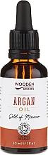 Parfüm, Parfüméria, kozmetikum Argán olaj - Wooden Spoon 100% Pure Argan Oil