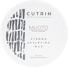 Parfüm, Parfüméria, kozmetikum Skulpturáló viasz - Cutrin Muoto Strong Sculpting Wax