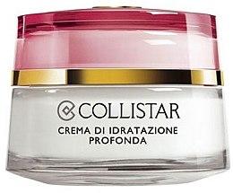 Parfüm, Parfüméria, kozmetikum Hidratáló arckrém száraz és normál bőrre - Collistar Deep Moisturizing Cream