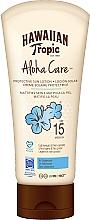 Parfüm, Parfüméria, kozmetikum Napvédő lotion - Hawaiian Tropic Aloha Care Protective Sun Lotion Mattifies Skin SPF 15
