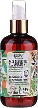 Parfüm, Parfüméria, kozmetikum Tisztító gélemulzió - Eco U Face Cleansing Gel Emulsion