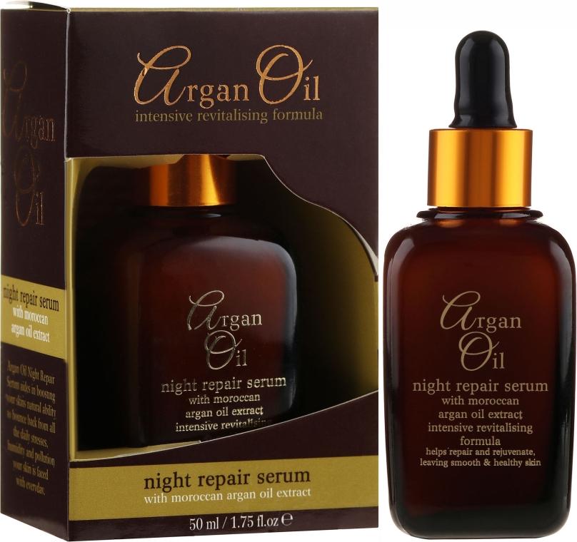 Éjszakai helyreállító szérum - Xpel Marketing Ltd Argan Oil Night Repair Serum
