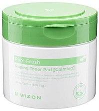 Parfüm, Parfüméria, kozmetikum Nyugtató peeling-korongok - Mizon Pore Fresh Peeling Toner Pad