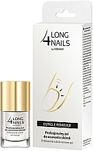 Parfüm, Parfüméria, kozmetikum Körömágybőr eltávolító gél - Long4Lashes Nails Cuticle Remover