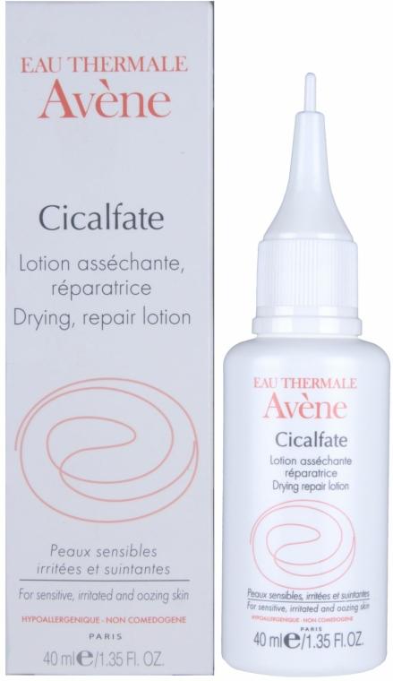 Megújító lotion - Avene Cuivre-Zinc Cicalfate Repair Lotion — fotó N1